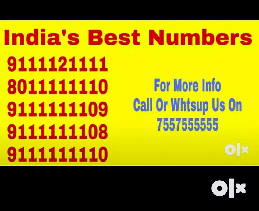 Best mobile numbers 0
