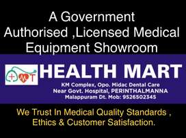 MEDICAL SHOW ROOM MANAGER
