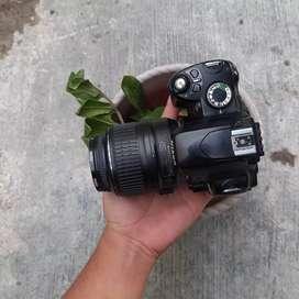 Nikon d60 murah meriah