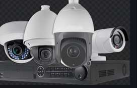 HIKVISION CCTV Camera 3 dimensions and night visions