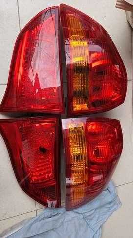 Stop lamp lampu belakang pajero sport exceed dakar ori copotan