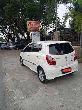 Toyota agya TRD 2014 A/T