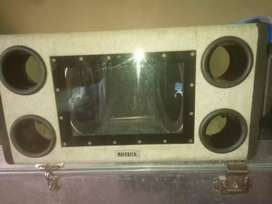 Maverick  branded woofer  (Heavy bass machine)