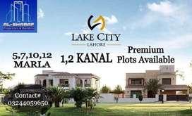 5—10 & 1 KANAL PLOTS AVAILABLE