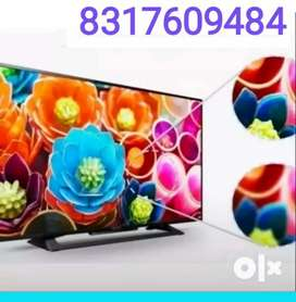 "32"" SMART 4K LED TV ANDROID WARRANTY WITH BILL"