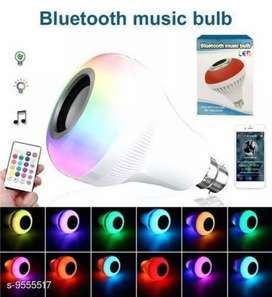Color Changing led  Bulb with music(delivered all over India)
