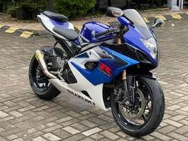 Suzuki GSX R 1000 tahun 2007 K7 Langka Moge Sport 1000cc Antik