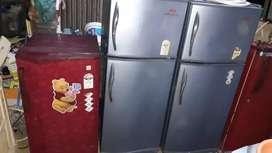 Double door fridge for sell