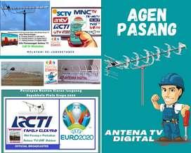 Agen Jasa Pasang Baru Antena Tv Led Antenna Canggih