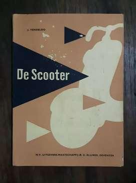 Manual penggunaan dan pemeliharaan scooter
