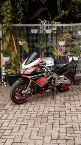 Aprilia RSV4 RF Limited Edition 2015 FP Bisa Tukar Tambah (TT)