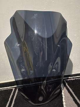 Visor Nmax old warna black