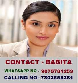 BBA, BCA, Bsc, Bcom, Btech, Mtech, MCA, Mcom Staff for Big Company-#
