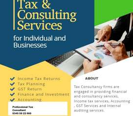 Tax Consultant ITP Approved by FBR