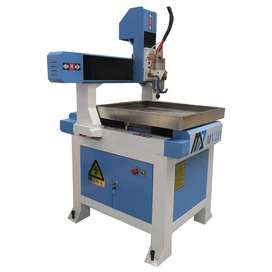MINI CNC ROUTER FOR METAL ENGRAVING CUTTING DRILLING CKM 6060