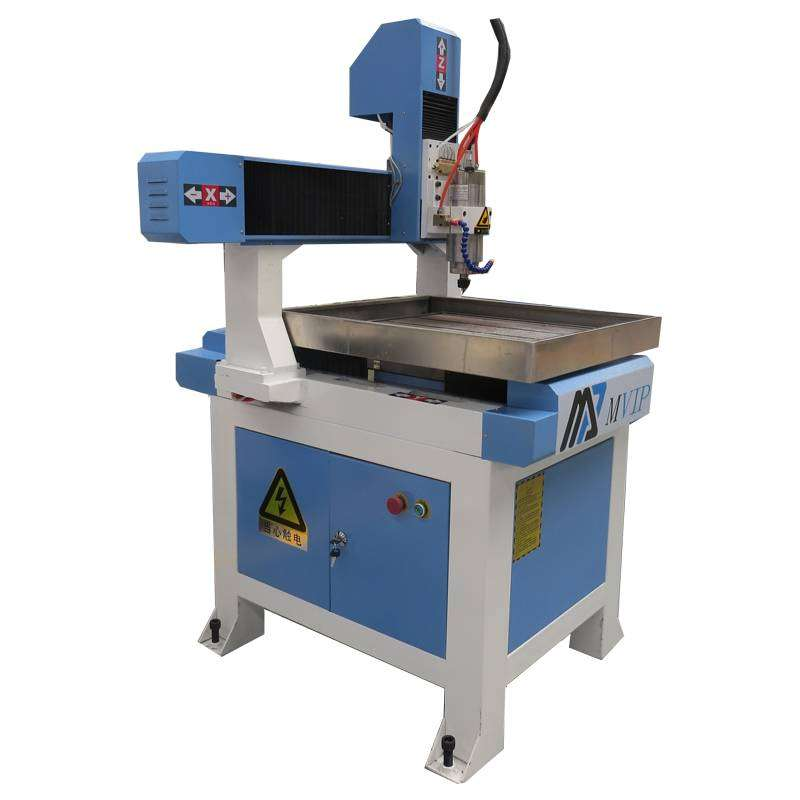 MINI CNC ROUTER FOR METAL ENGRAVING CUTTING DRILLING CKM 6060 0