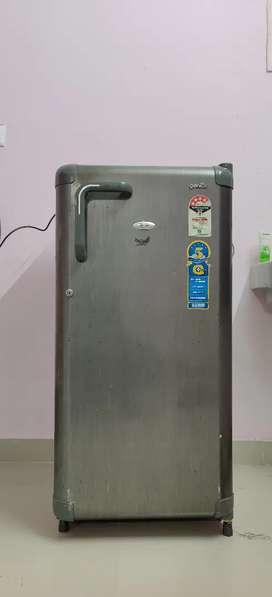 whirlpool fridge good condition