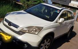 Honda crv with crv 2008 year