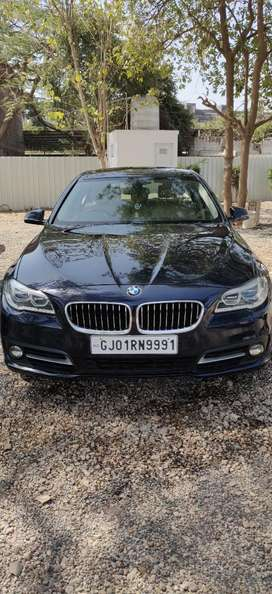 BMW 5 Series 520d Luxury Line, 2015, Diesel