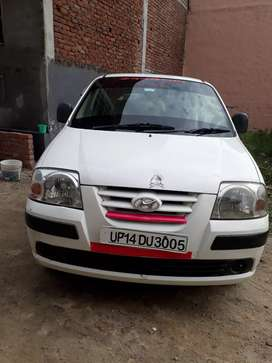 Hyundai SantroXing 2014 Petrol with Company Fitted CNG Well Maintained