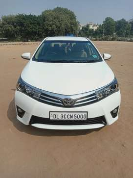 Toyota Corolla Altis 1.8 VL Automatic, 2015, Petrol