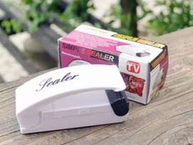Hand Sealer Kotak mini bungkus perekat press snack kue dapur lem top