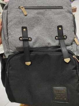 Diaper Bag Tas Bayi Multifungsi