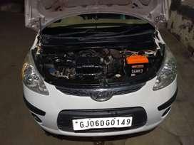 Hyundai i10 2010 CNG & Hybrids 100000 Km Driven