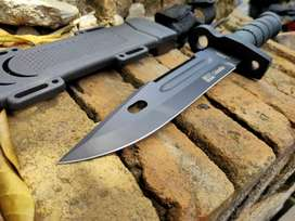 Pisau sangkur bayonet columbia tajam pisau outdoor berburu