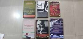 Assorted book lot