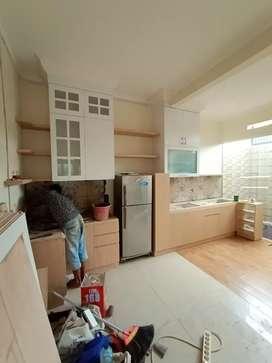 Buat kitchenset minimalis