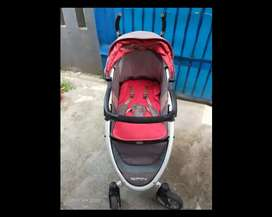 Baby Stroller Cocolatte