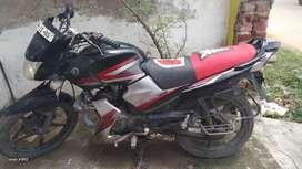 Yamaha ss125cc bike for sale
