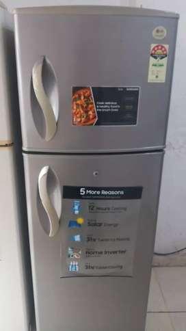 Refrigerator LG 260lt with warranty