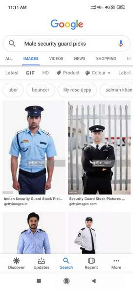 URGENT SECURITY GUARD REQUIRED IN MOHALI