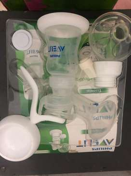 Philiph avent breastpump / pompa asi manual