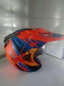 Helm jpr murah tidak perna di pakai
