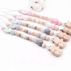 Baby pacifier chain strap