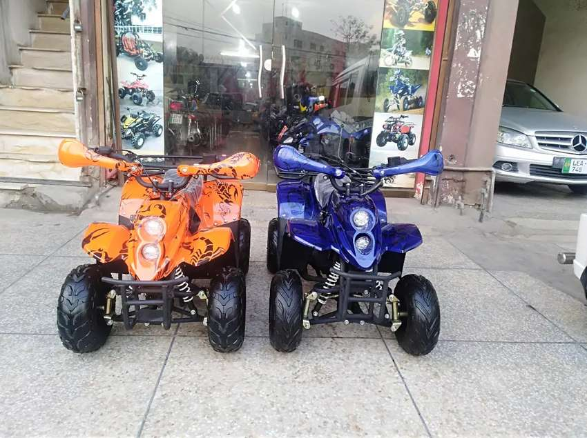 Track Runner Atv Quad Bike 4 Wheels All Sizes Available At Subhan Shop 0