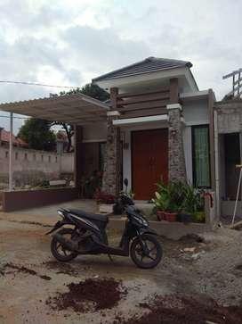 Rumah mewah harga minimalis di Perum Terraria Serua tangsel