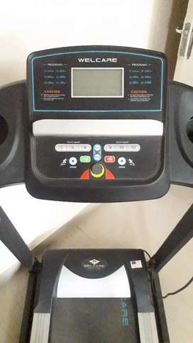 Treadmill welcare