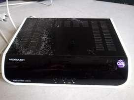 Videocon setup box good condition