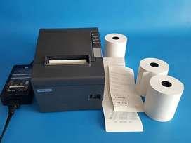 Refurbished Epson TM-T88IV Model 3 Inch POS Thermal Receipt Printer