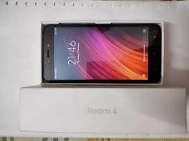 REDMI 4 black colour