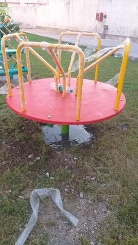 Swing swings and slide fiber glass factri