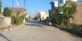 80 gaj plot for sale at Prime Location in Sector-3 Dera Bassi.