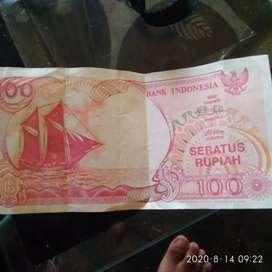 Uang 100 rupiah