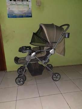 Stroller babydoes new born 2 arah