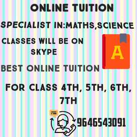 Online titution for your child