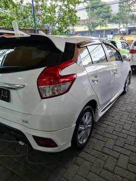 Toyota all new yaris matic 2015